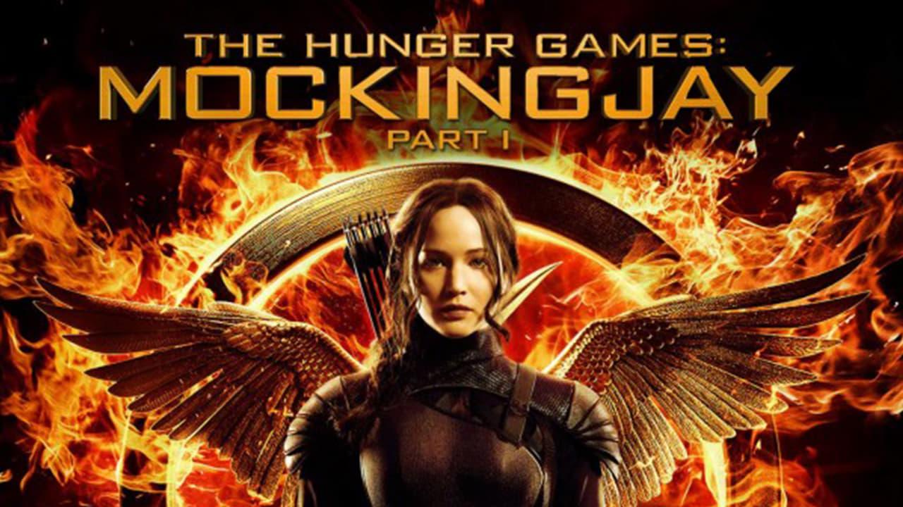 The Hunger Games: Mockingjay - Part 1 backdrop