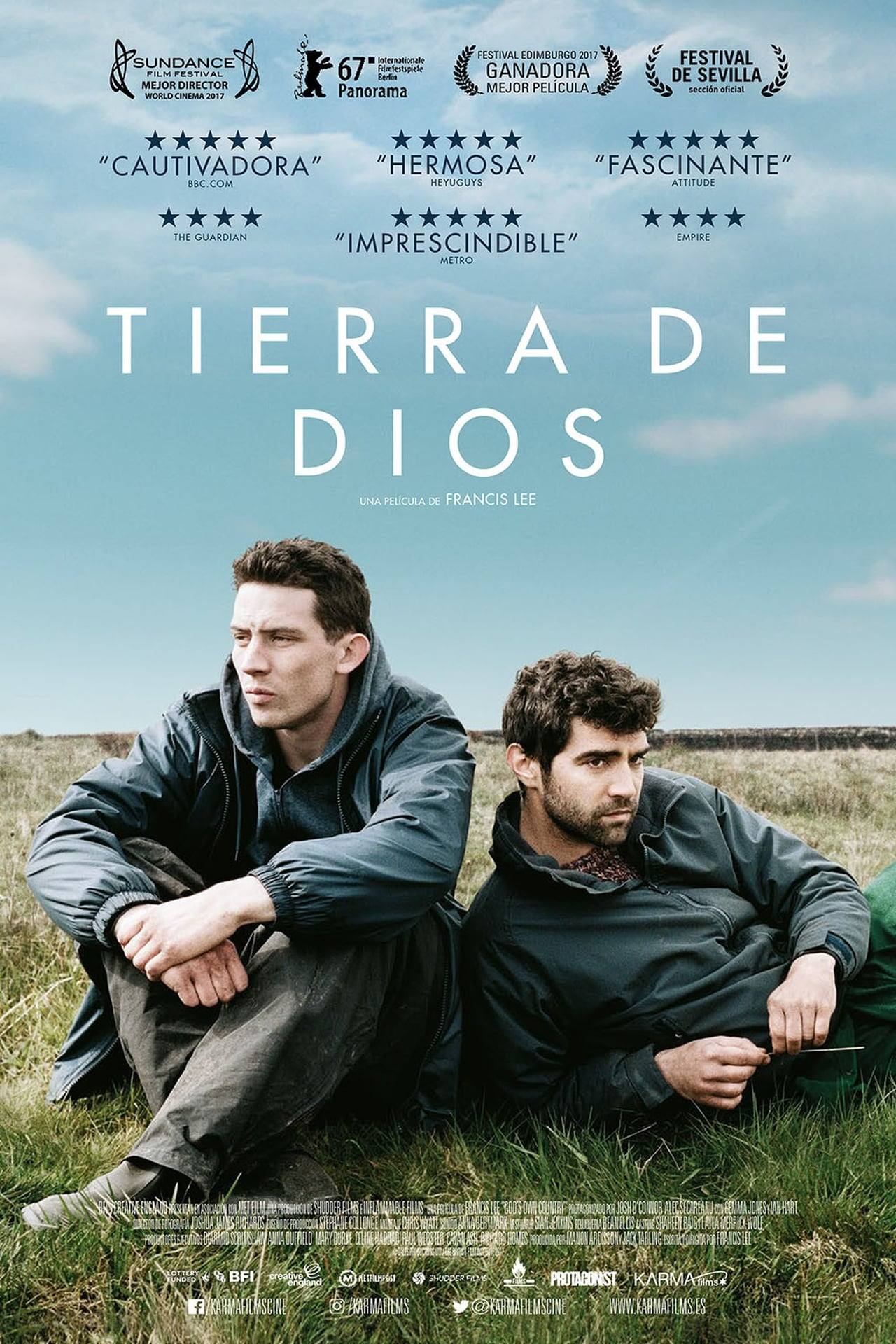 Tierra de Dios (God's Own Country) ()