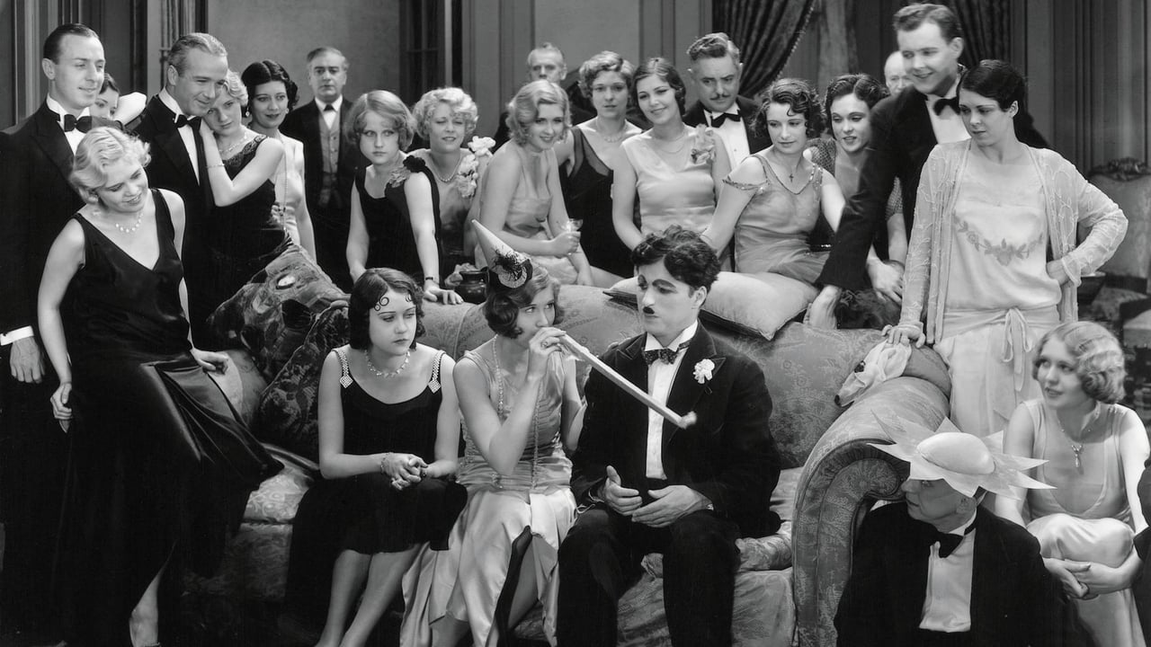 a comparison of two 1930s movies city lights by charlie chaplin and trouble in paradise by ernst lub Katie award nominees for 1932-33 and i've shown you comedies from buster keaton and charlie chaplin that are as funny now as trouble in paradise (prod ernst.