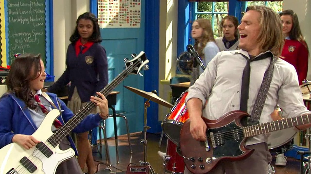 school of rock selling it to the Based on the hit 2003 film, this irresistible new rock musical follows dewey finn a wannabe rock star and guitarist who is down on his luck and decided to make a bit of quick money by posing as a supply teacher at a prestigious prep school.