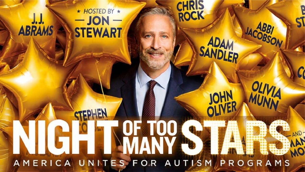 Night of Too Many Stars: America Unites for Autism Programs backdrop