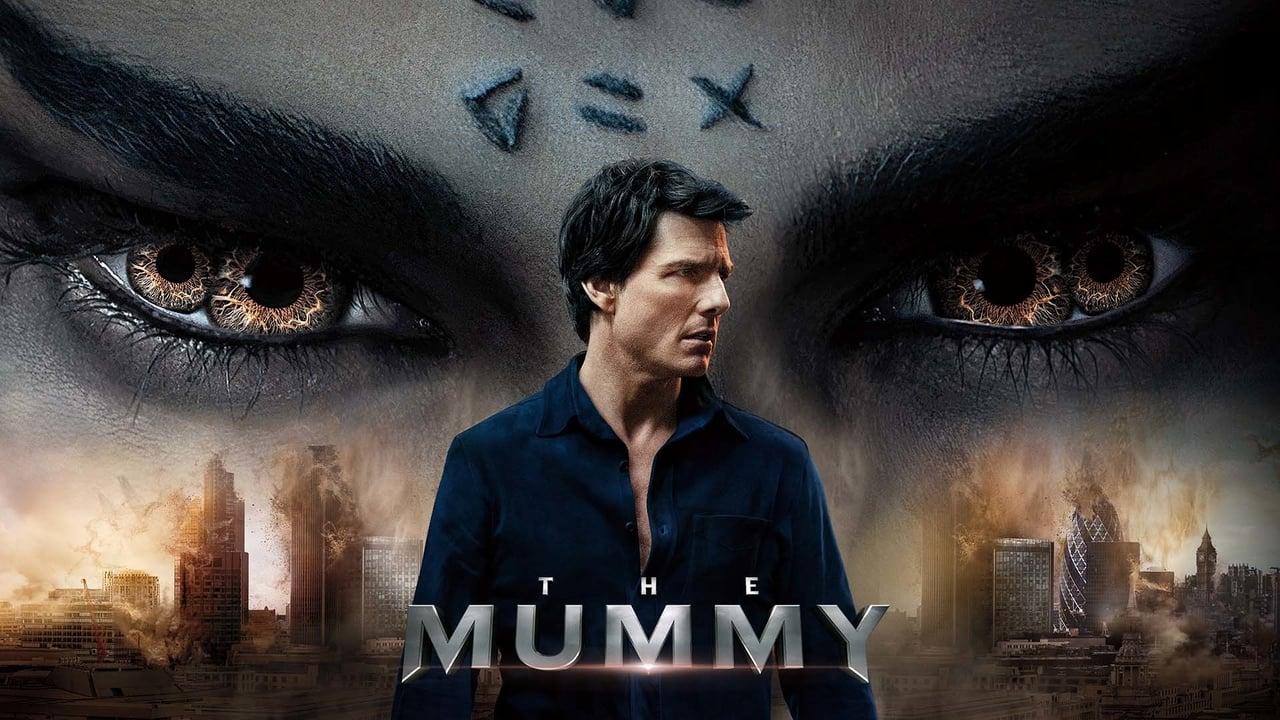 The Mummy backdrop