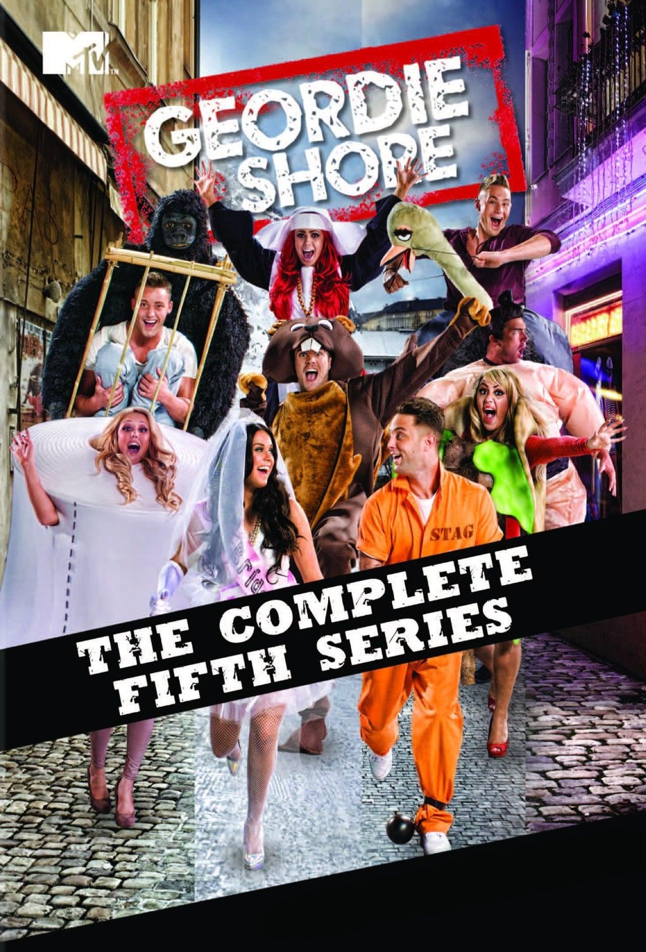 Putlocker Geordie Shore Season 5 (2013)