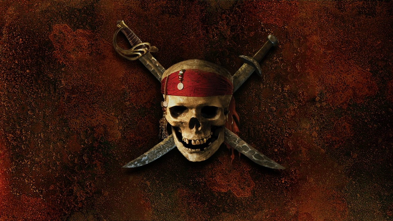 Pirates of the Caribbean: The Curse of the Black Pearl backdrop