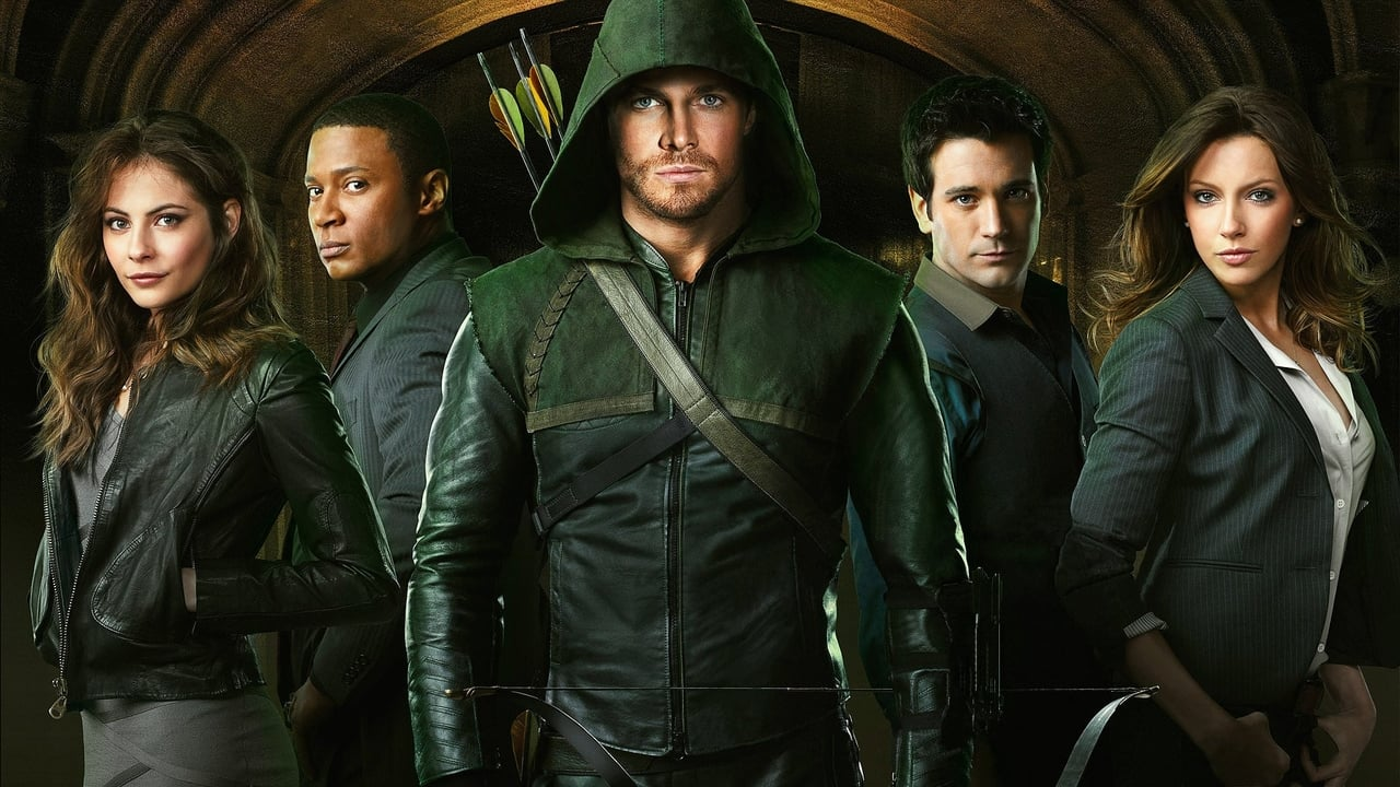 Arrow Season 3 Episode 9 : The Climb