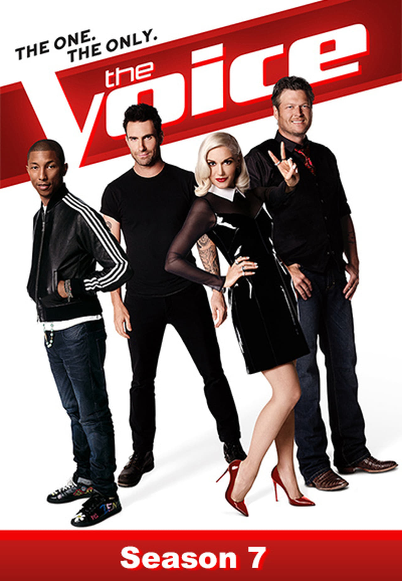 Watch The Voice Season 7 Online