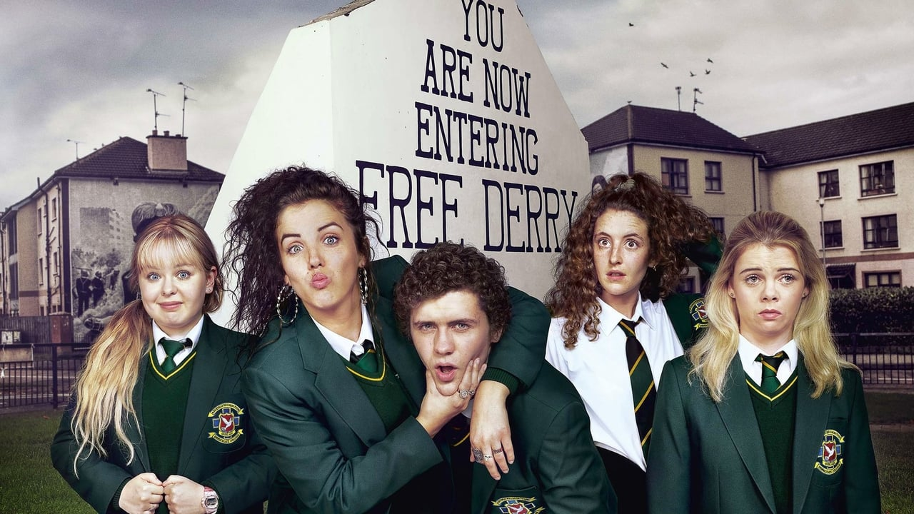 Derry Girls - Series 2