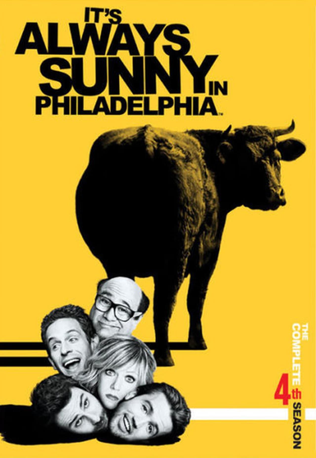 Putlocker It's Always Sunny In Philadelphia Season 4 (2008)