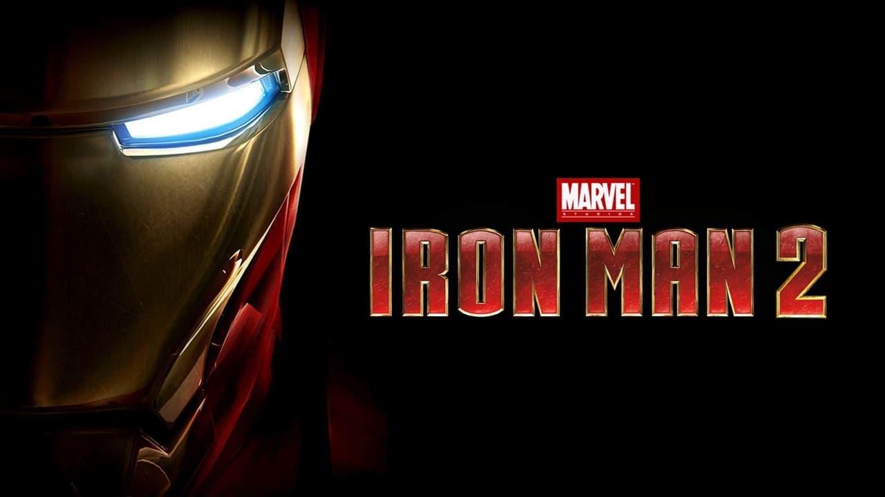 Iron Man 2 backdrop