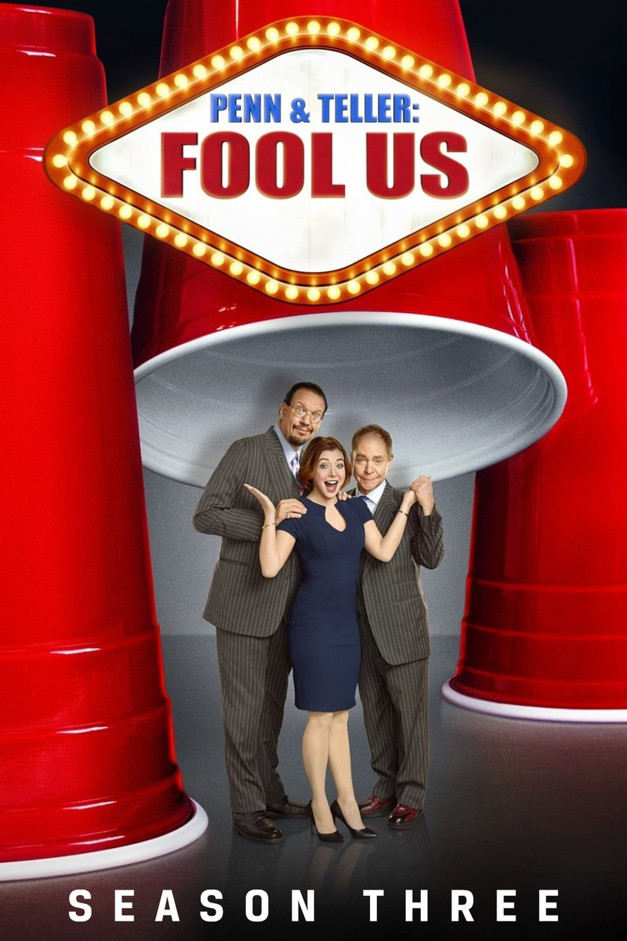 Watch Penn & Teller: Fool Us Season 3 Online