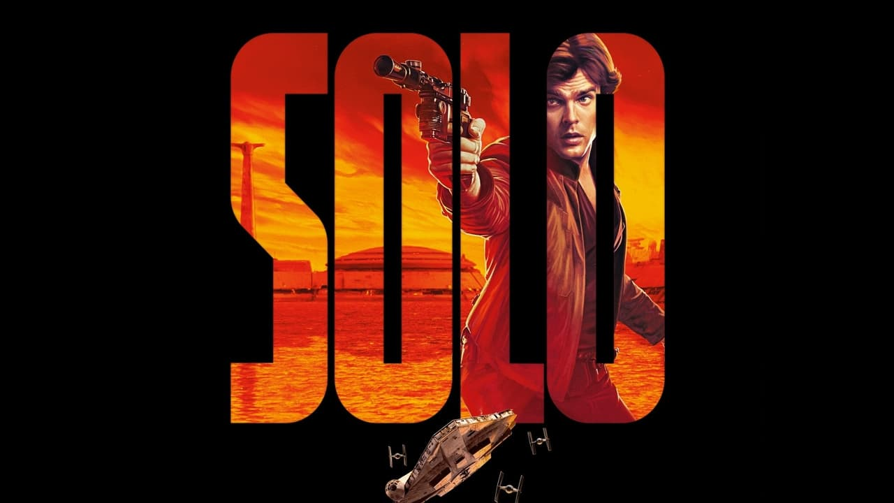 Solo: A Star Wars Story backdrop
