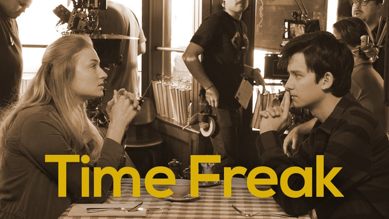 Time Freak backdrop