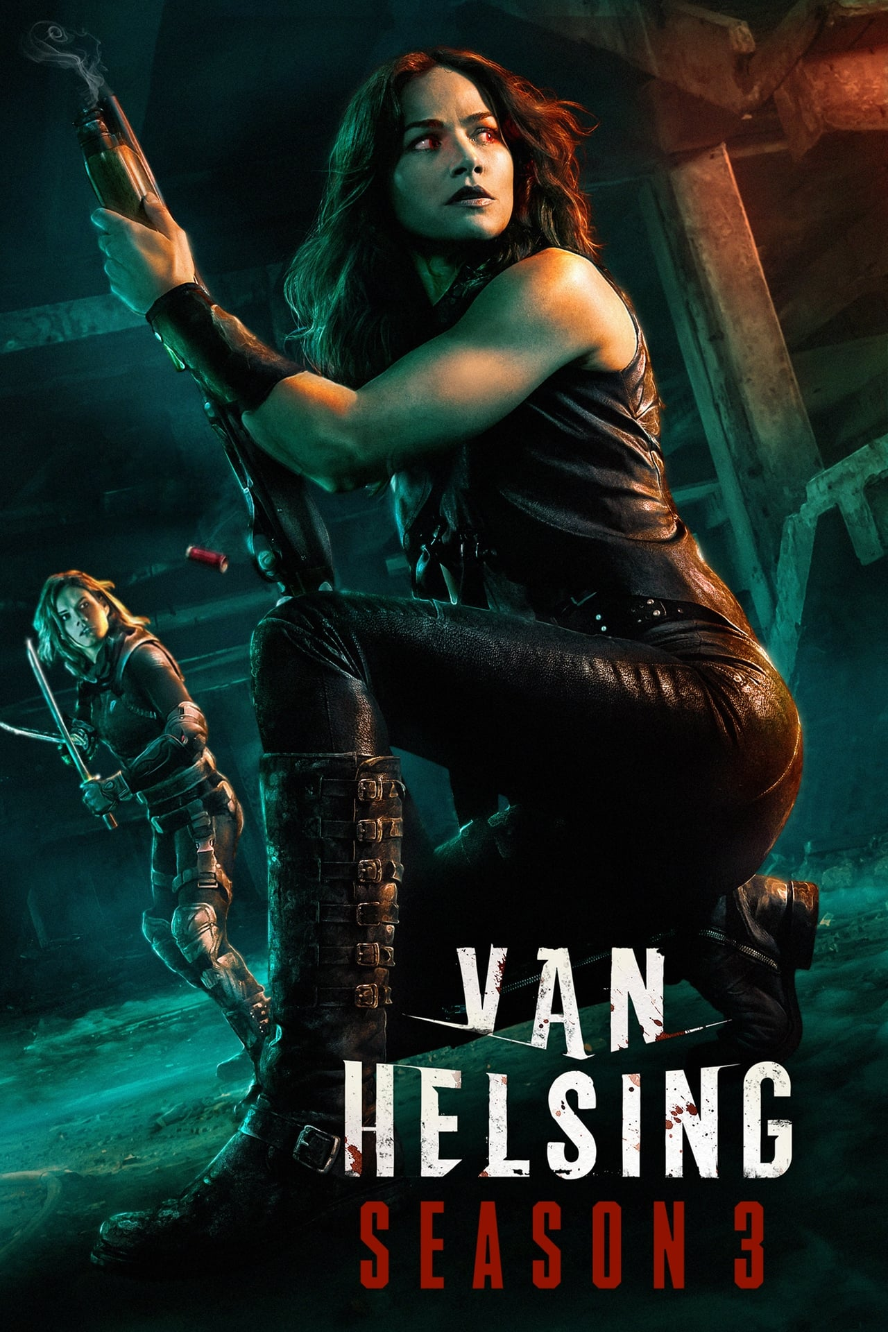 Van Helsing Season 3 (2018) putlockers cafe