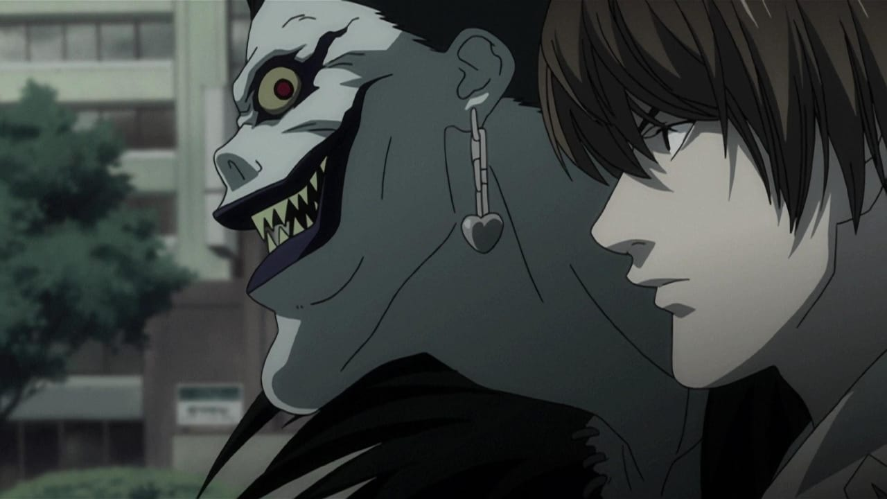 Death Note Relight 1: Visions of a God