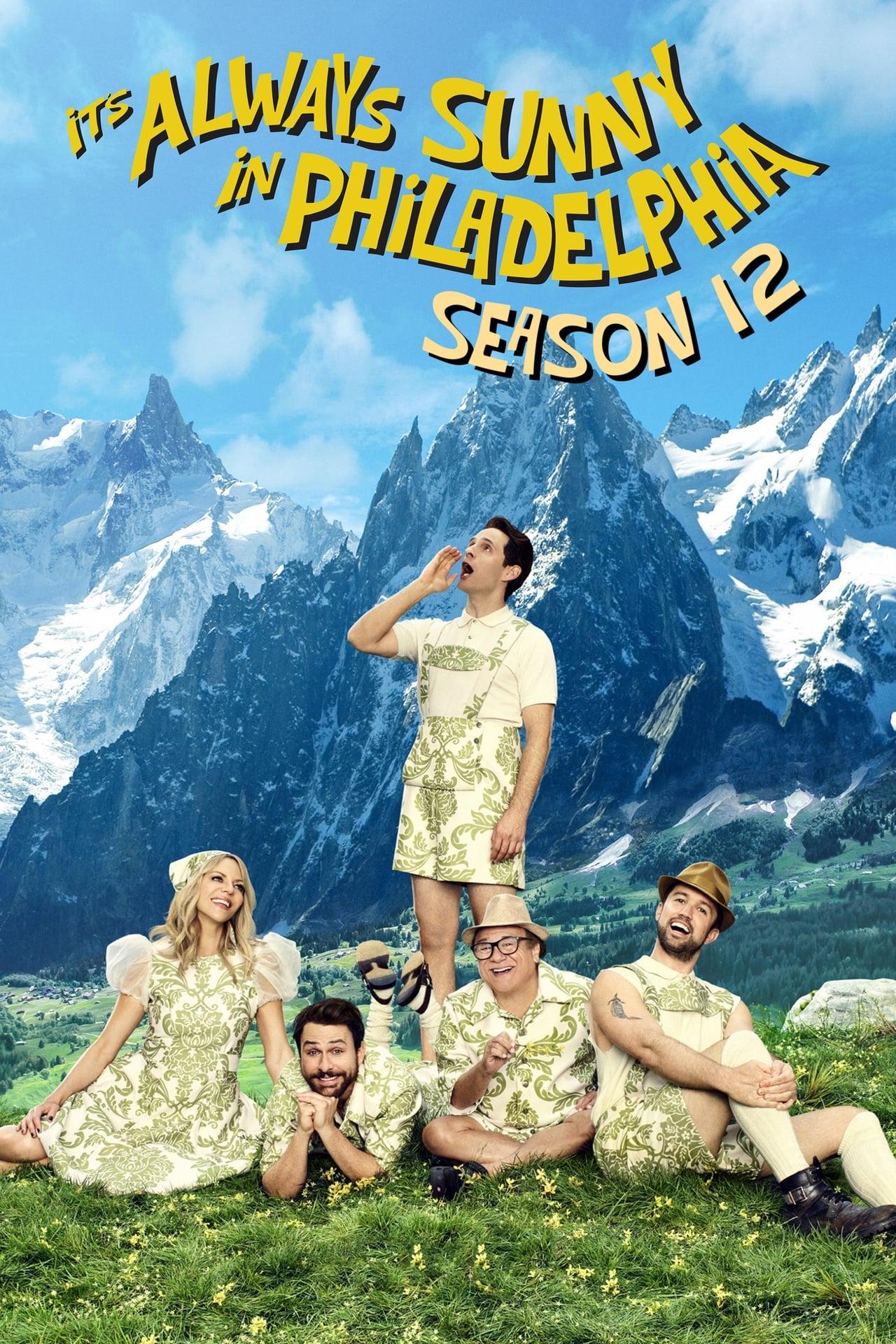 Putlocker It's Always Sunny In Philadelphia Season 12 (2017)