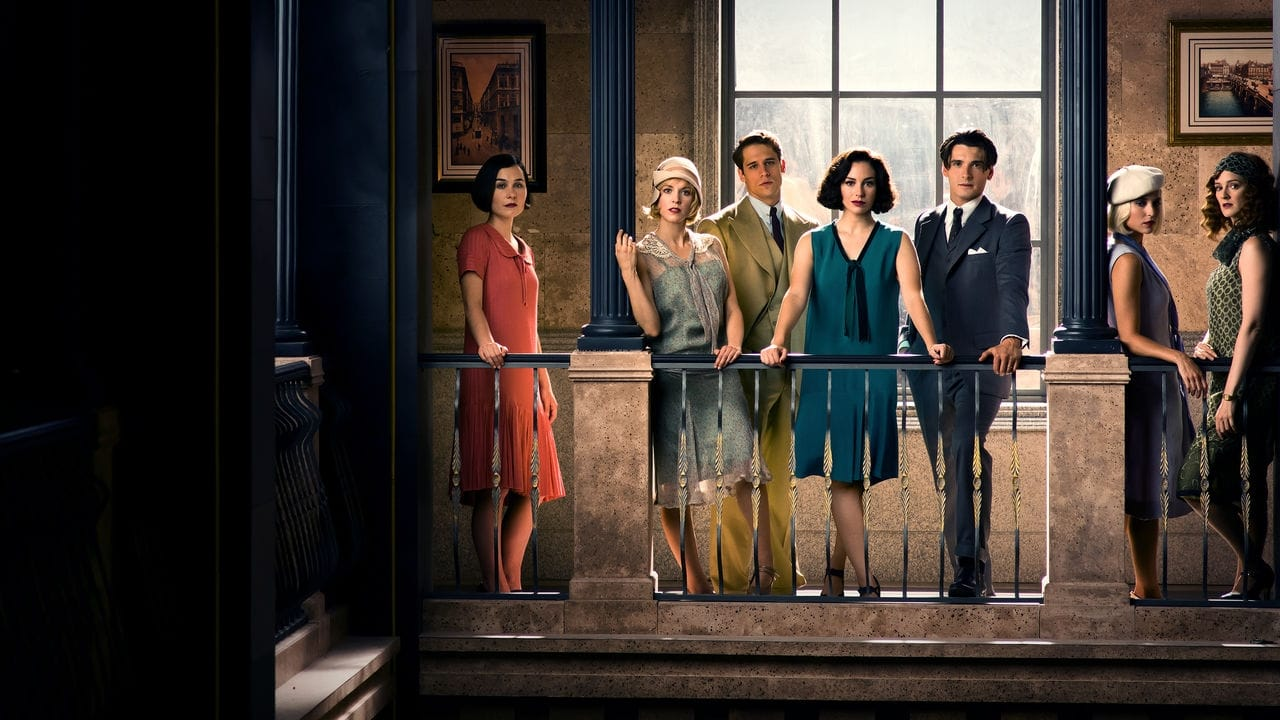 Cable Girls Final Season: Part 1