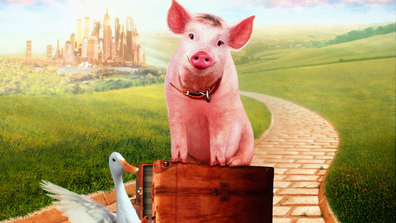 Babe: Pig in the City backdrop