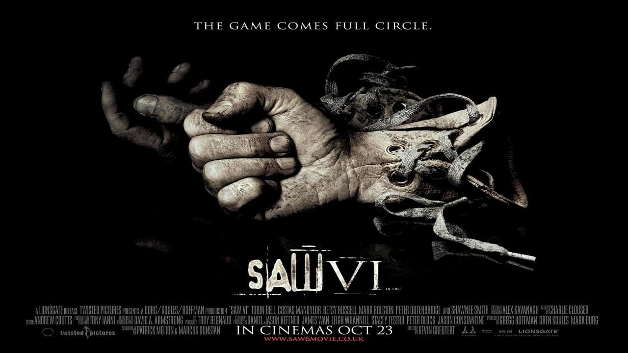 Saw VI backdrop