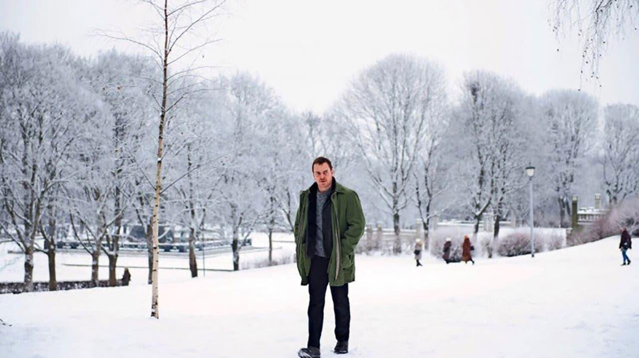 The Snowman backdrop