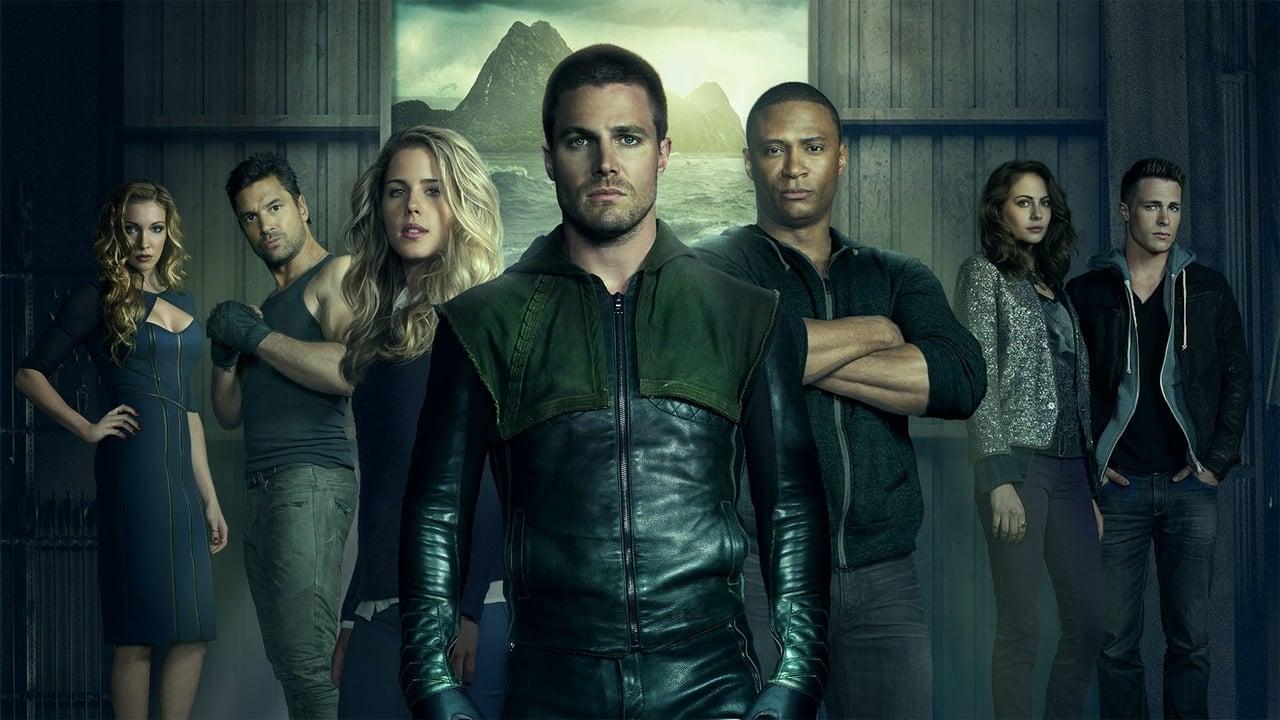 Arrow Season 3 Episode 5 : The Secret Origin of Felicity Smoak