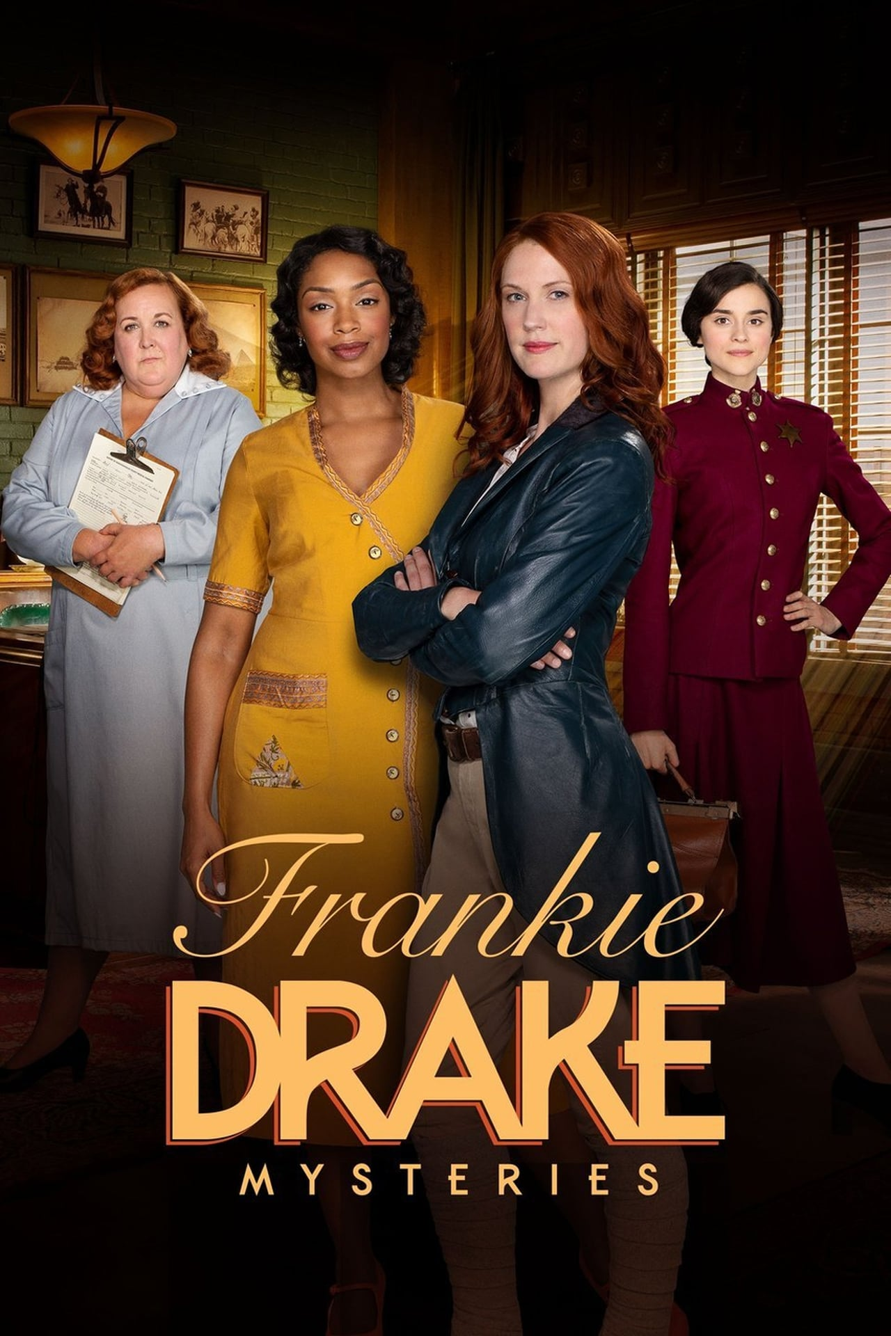 Frankie Drake Mysteries Season 0 (2017) putlockers cafe