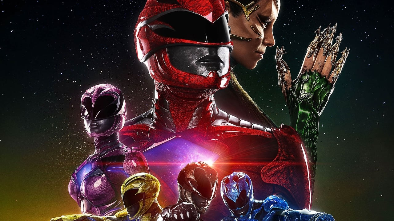 Power Rangers backdrop