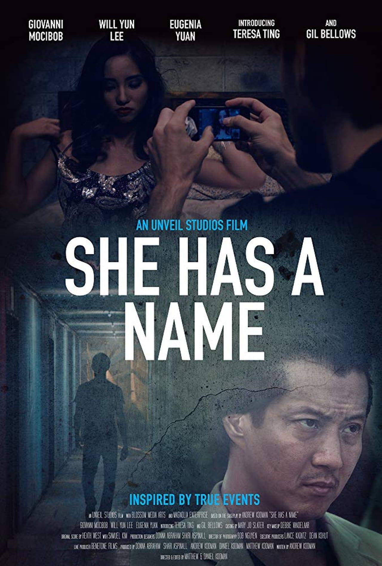 She Has a Name
