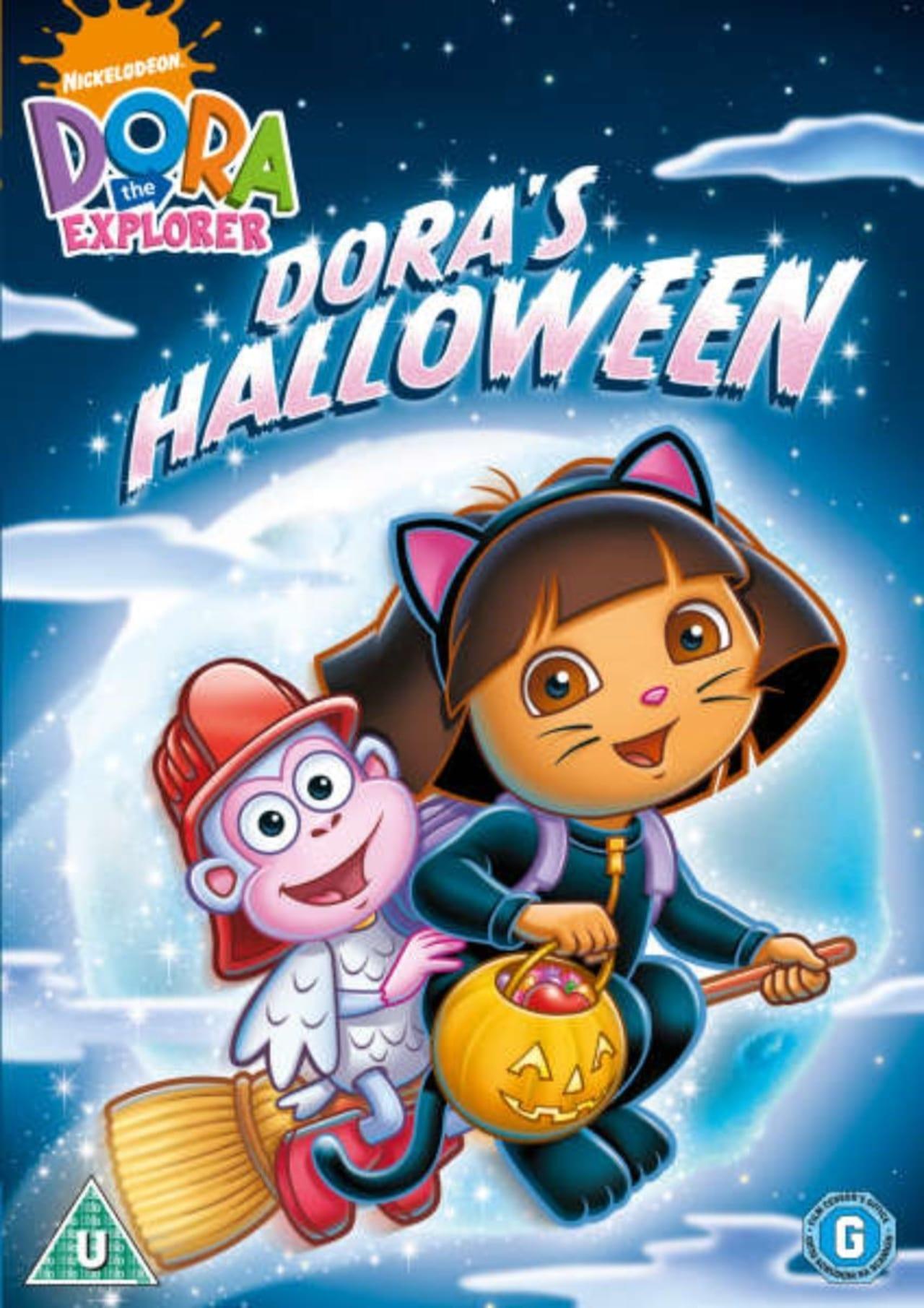 Dora the Explorer - Dora and the Little Halloween monster