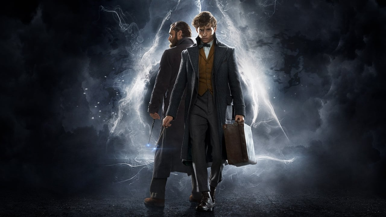 Fantastic Beasts: The Crimes of Grindelwald BackDrop