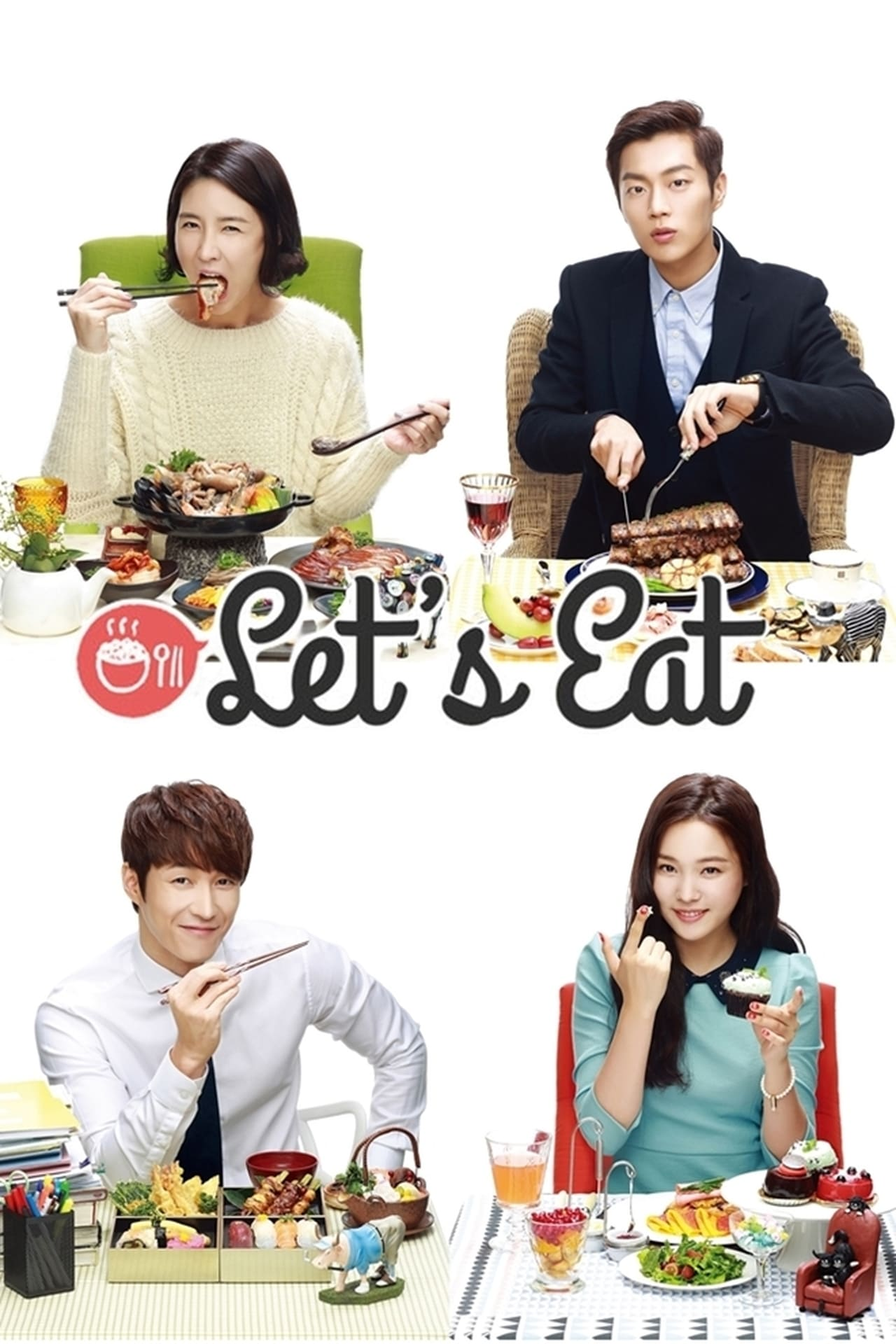 Putlocker Let's Eat Season 1 (2013)