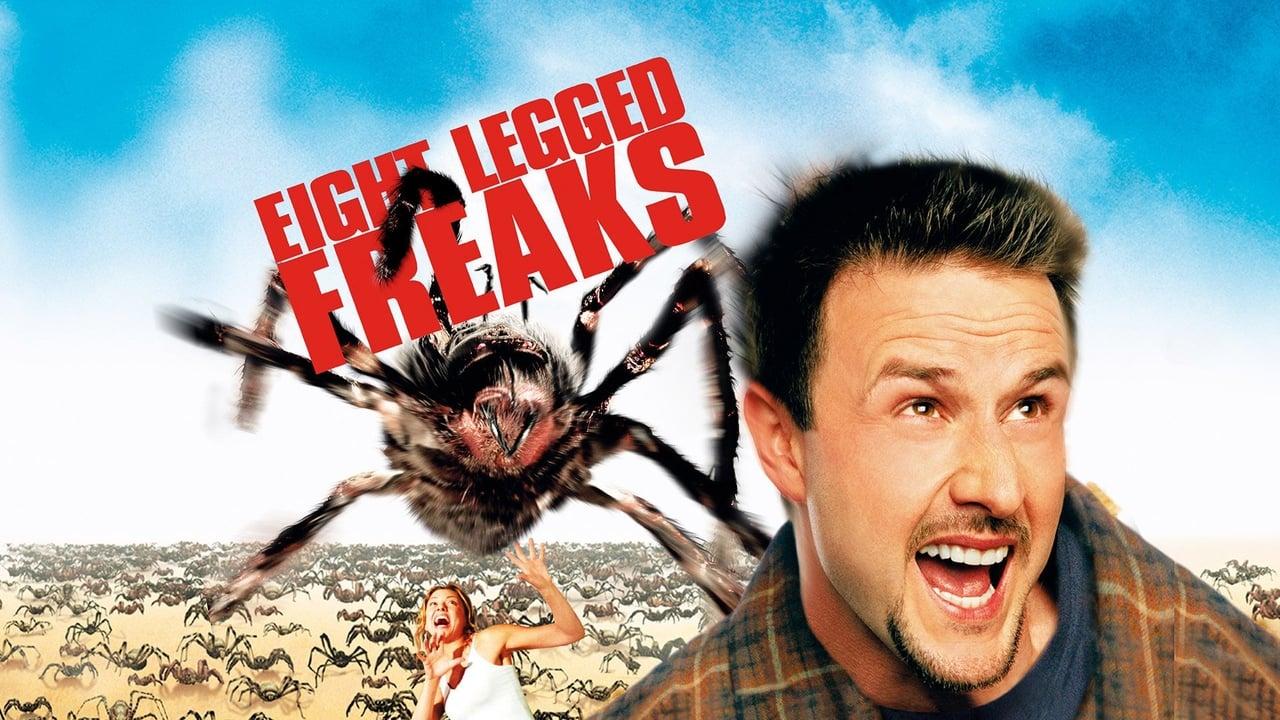 Eight Legged Freaks backdrop