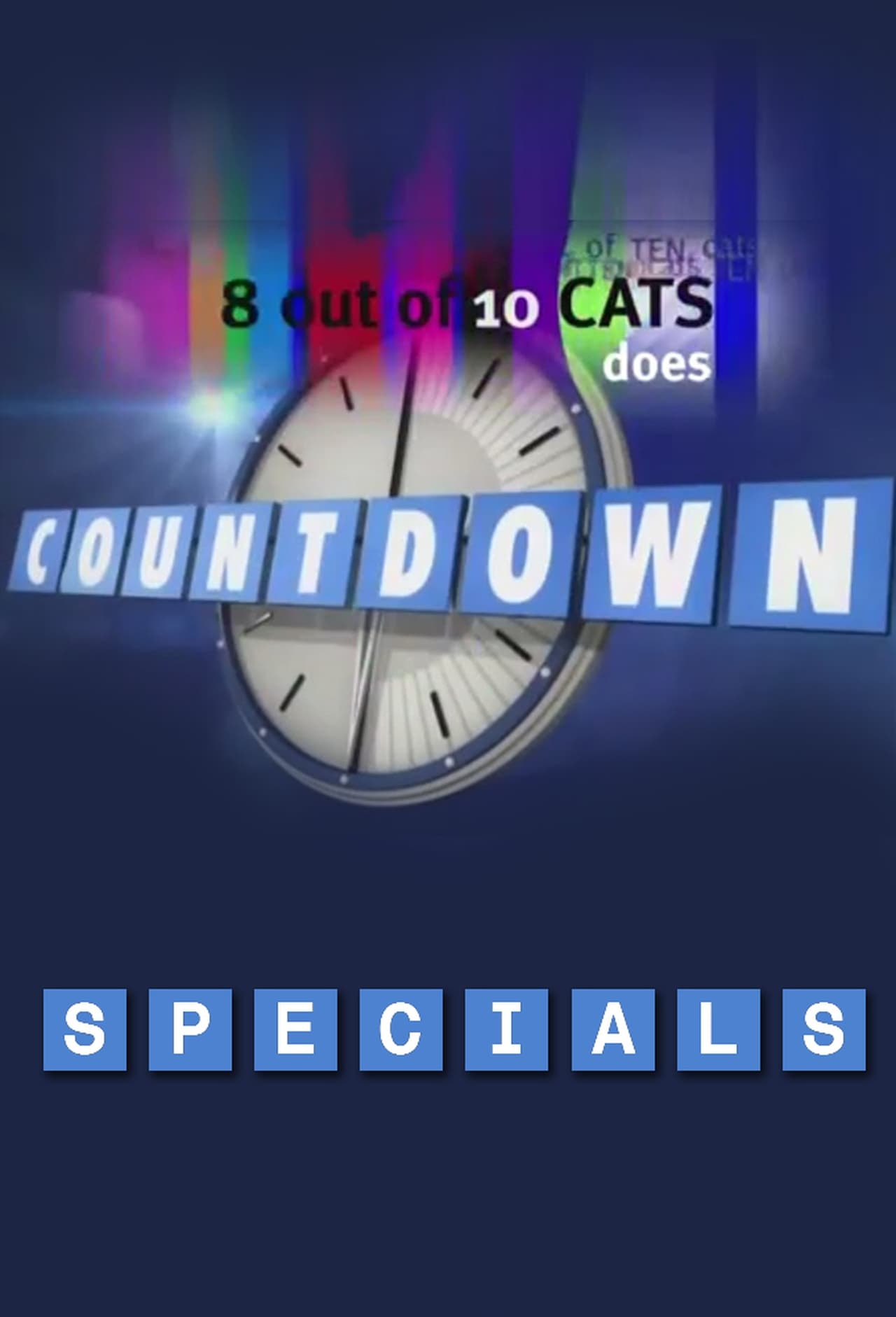 Putlocker 8 Out Of 10 Cats Does Countdown Season 0 (2012)