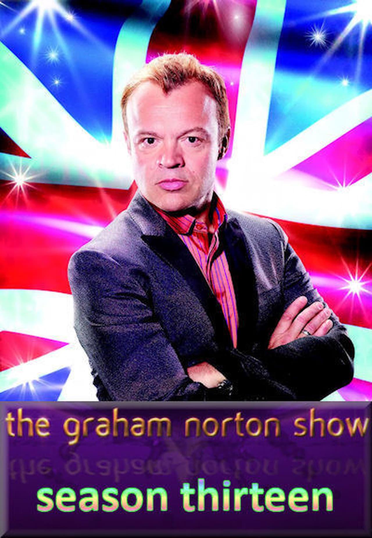 Watch The Graham Norton Show Season 13 Online