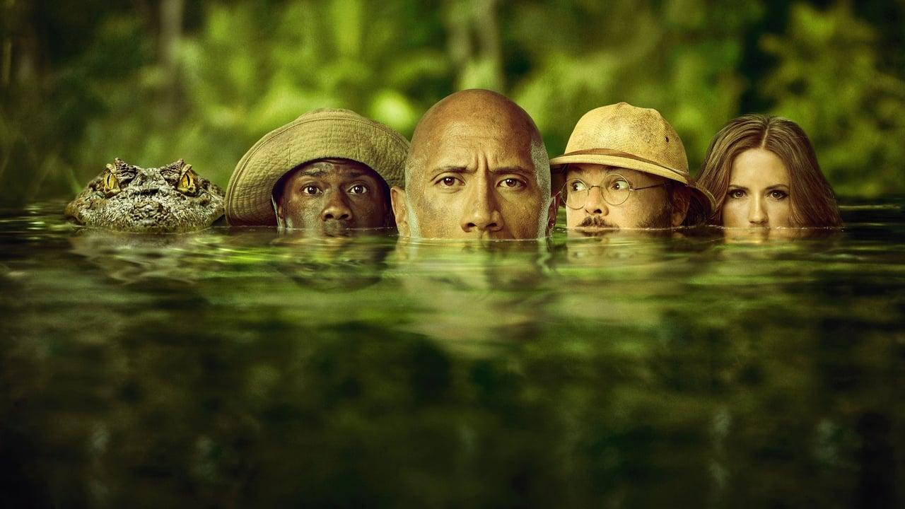 Jumanji: Welcome to the Jungle backdrop