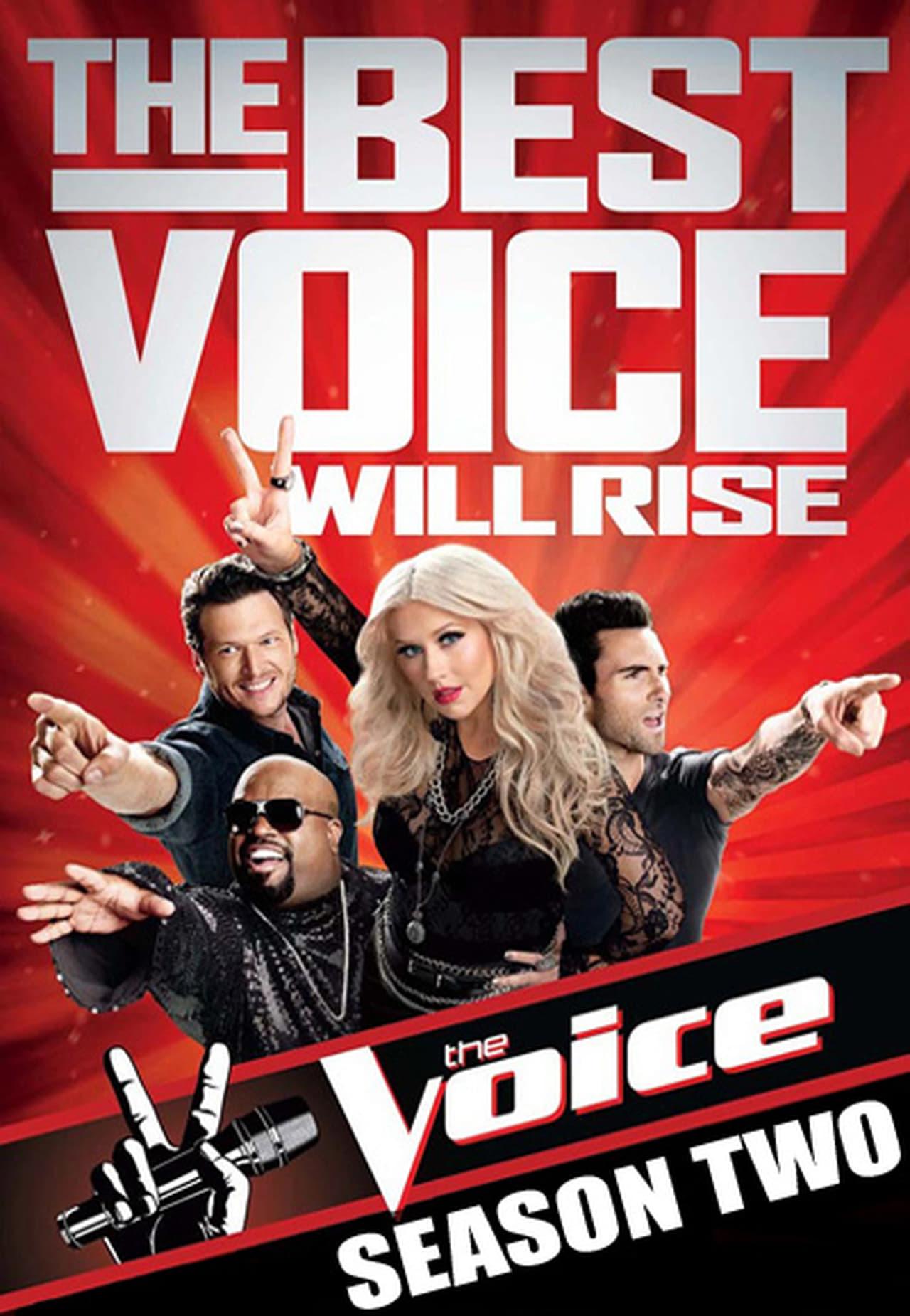 Watch The Voice Season 2 Online