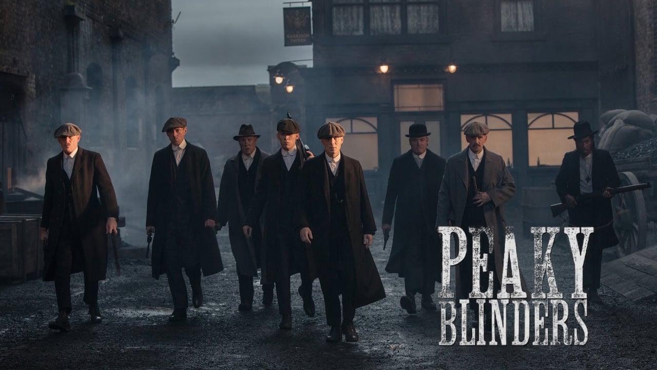 Peaky Blinders backdrop