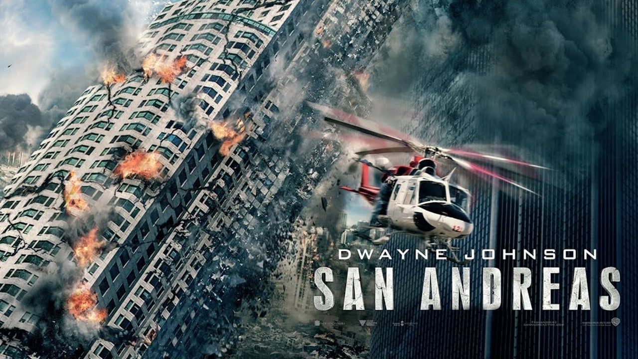 San Andreas backdrop