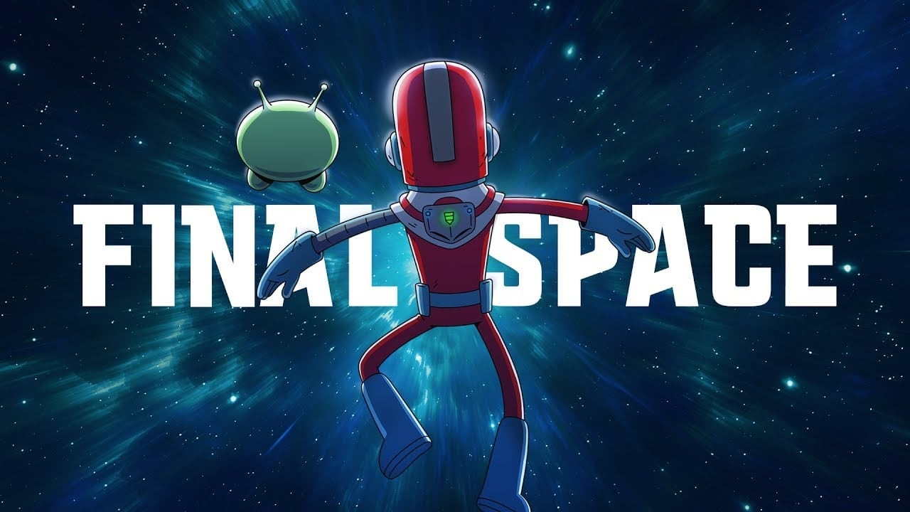 Ver Final Space