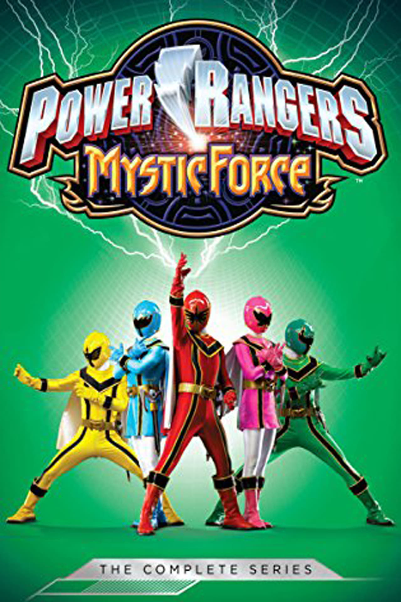 Putlocker Power Rangers Season 14 (2006)