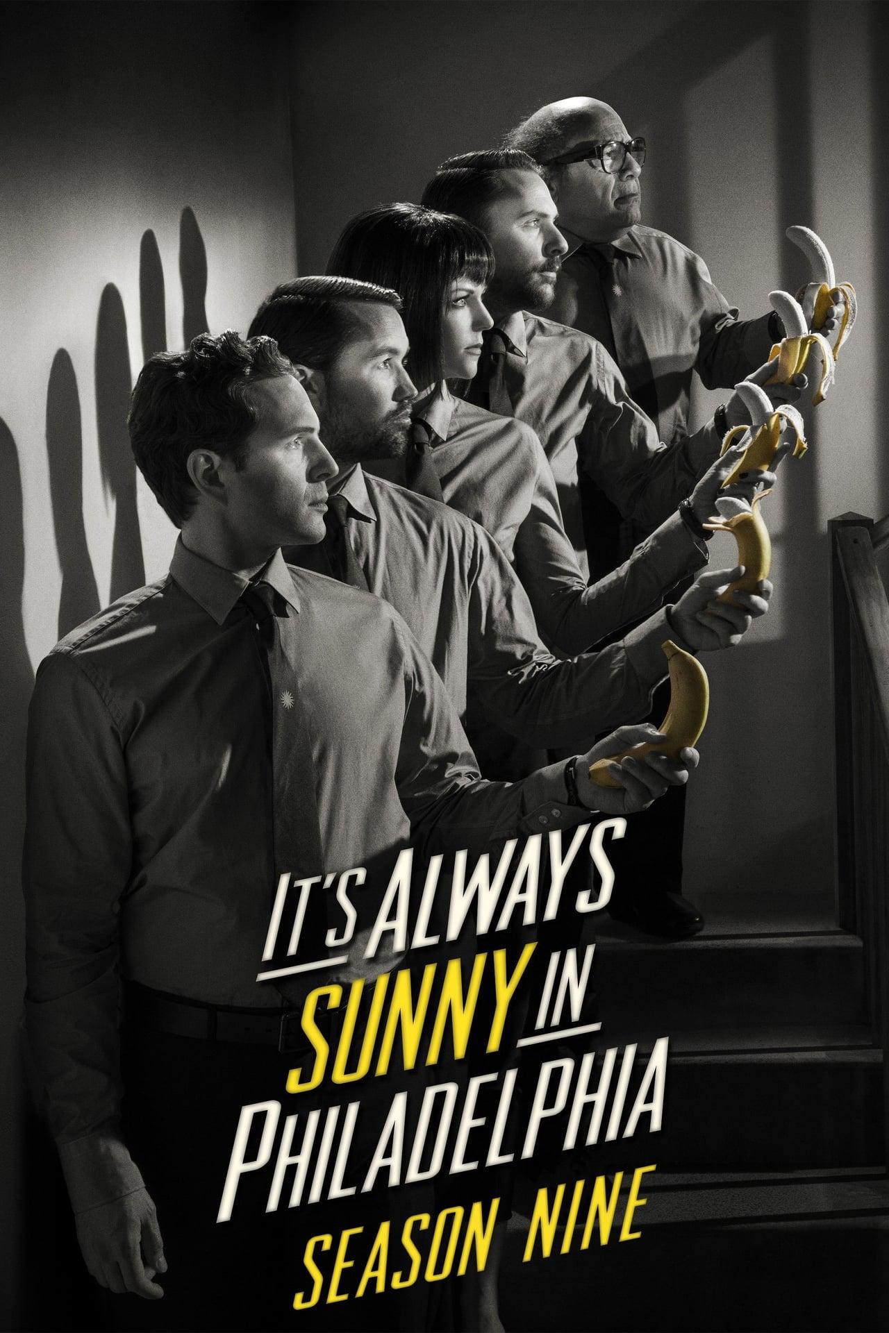 Putlocker It's Always Sunny In Philadelphia Season 9 (2013)