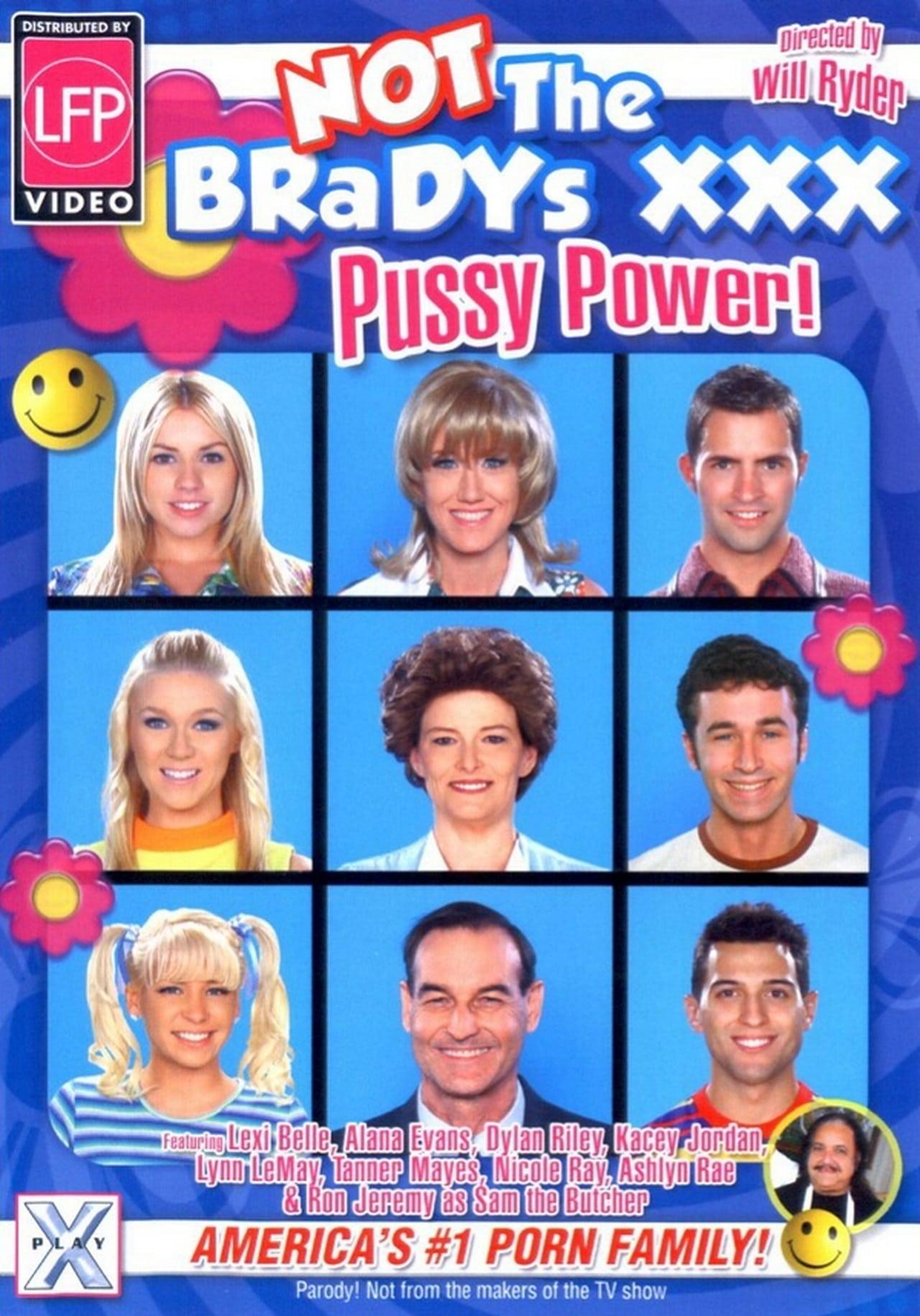 Not the Bradys XXX: Pussy Power!