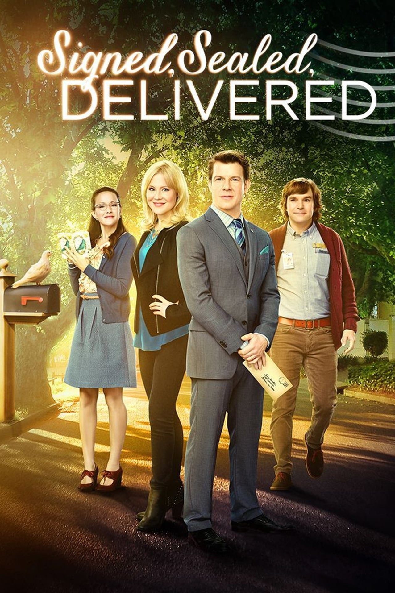Putlocker Signed, Sealed, Delivered Season 0 (2013)