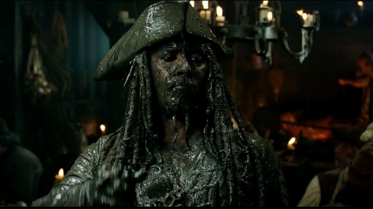 Pirates of the Caribbean: Dead Men Tell No Tales backdrop