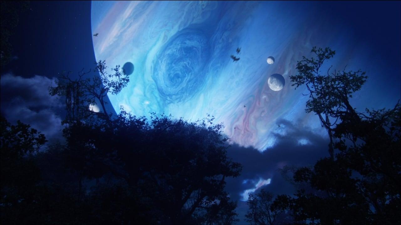 Avatar backdrop
