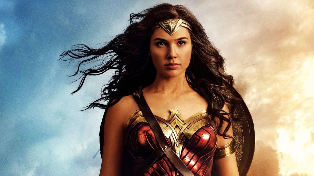 Wonder Woman backdrop