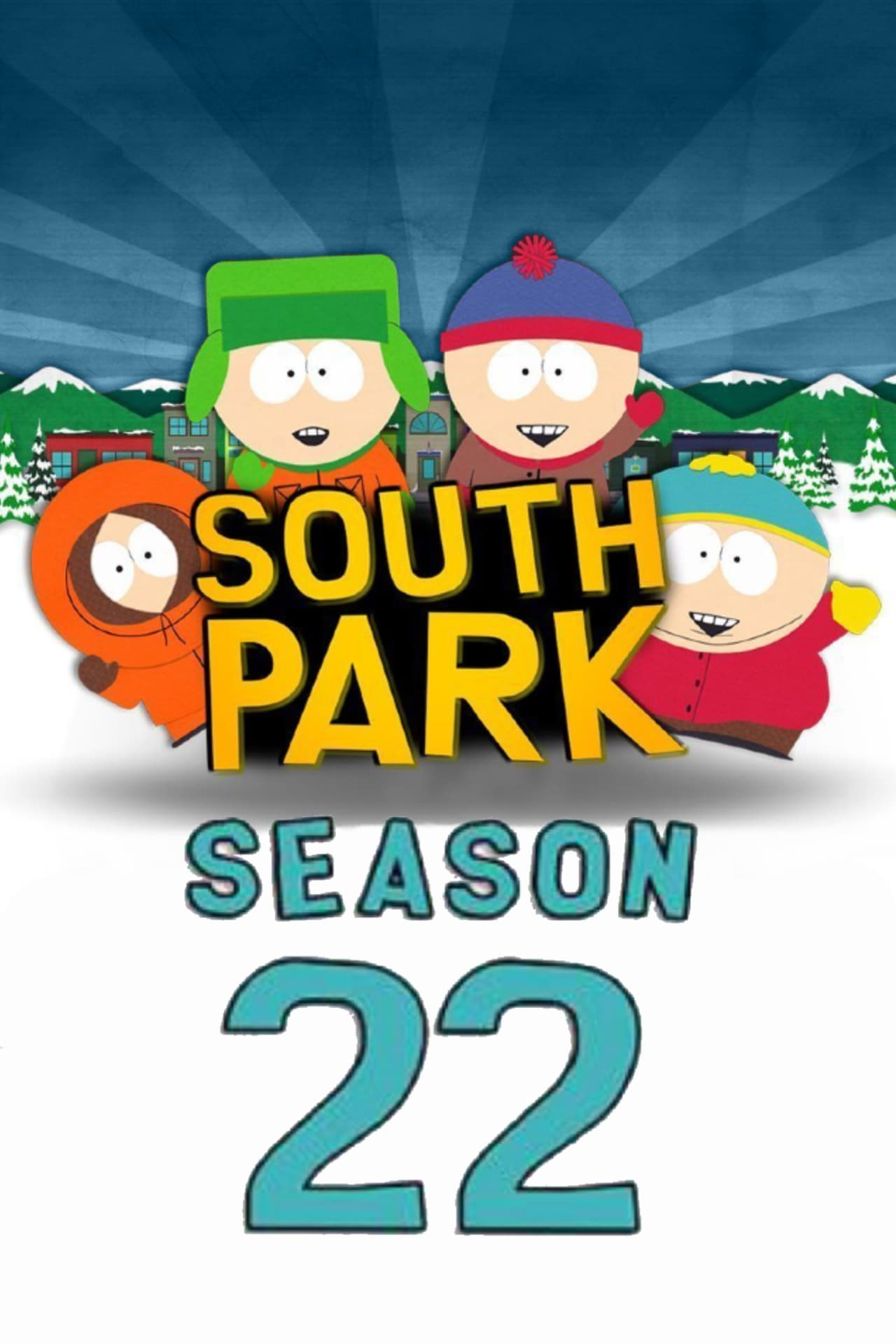 Putlocker South Park Season 22 (2018)