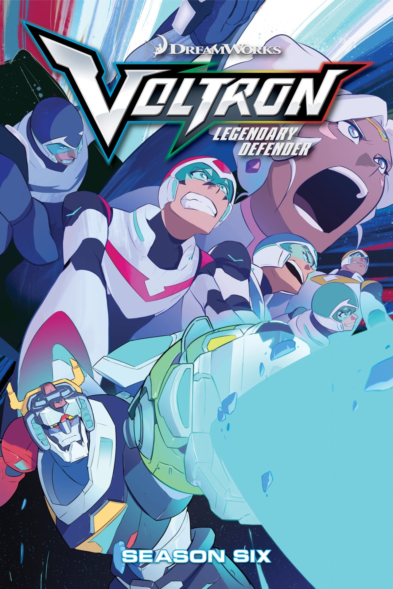 Voltron: Legendary Defender Season 6 (2018) putlockers cafe