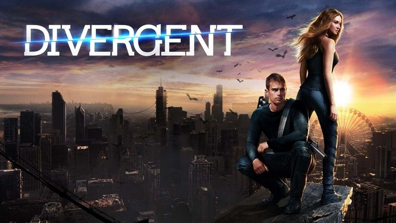 Divergent backdrop