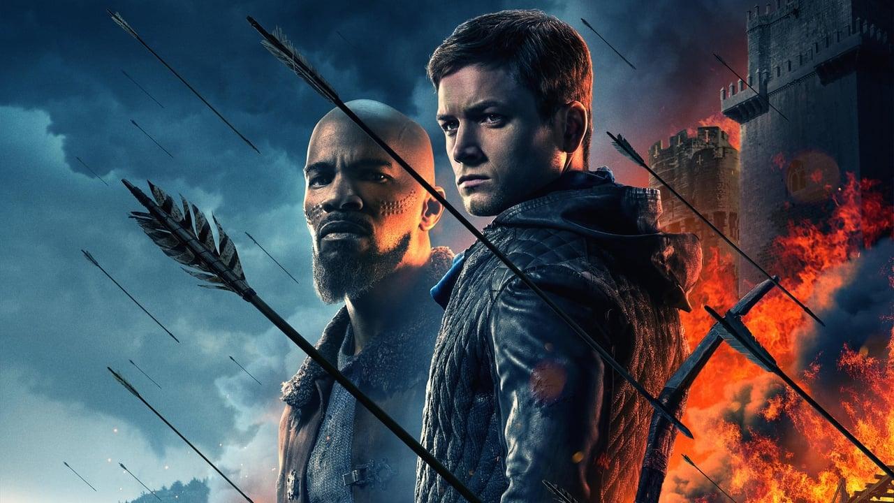 Robin Hood backdrop