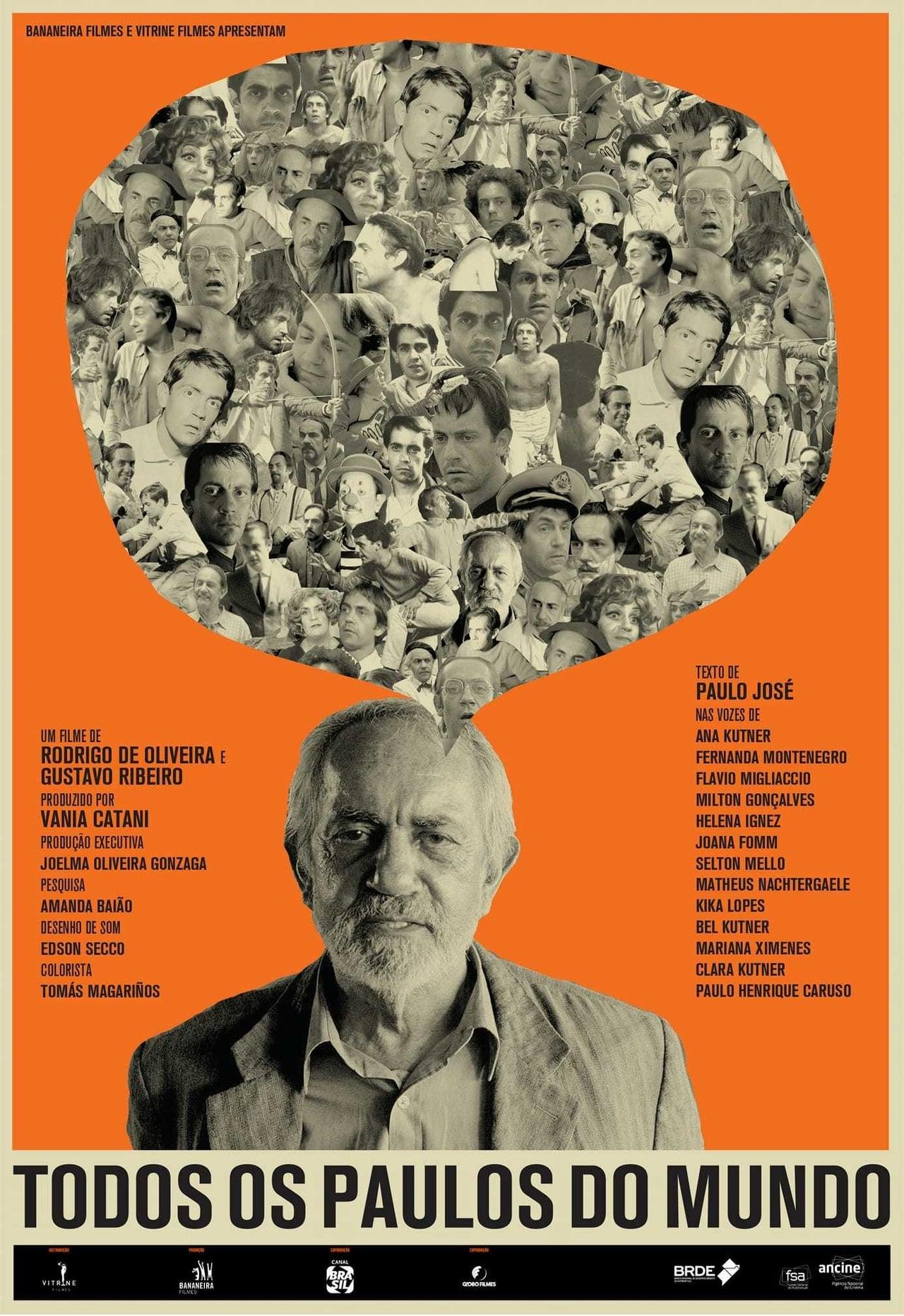 All Paulos in the World - Paulo José